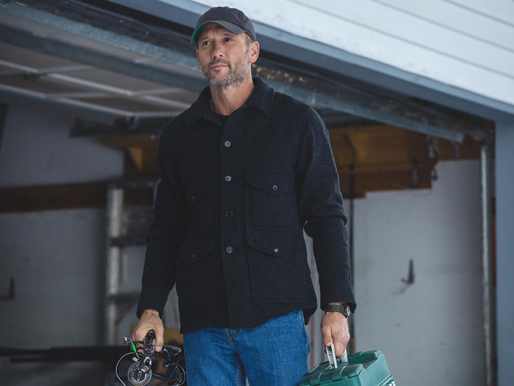 "Tim McGraw Takes on New Role in Faith-Based Movie, ""The Shack"" [Watch Trailer]"